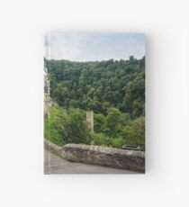 Eltz Castle, Germany Hardcover Journal