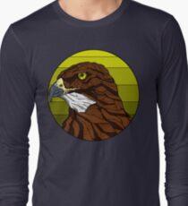 Camiseta de manga larga Hawked con tu señor (C)