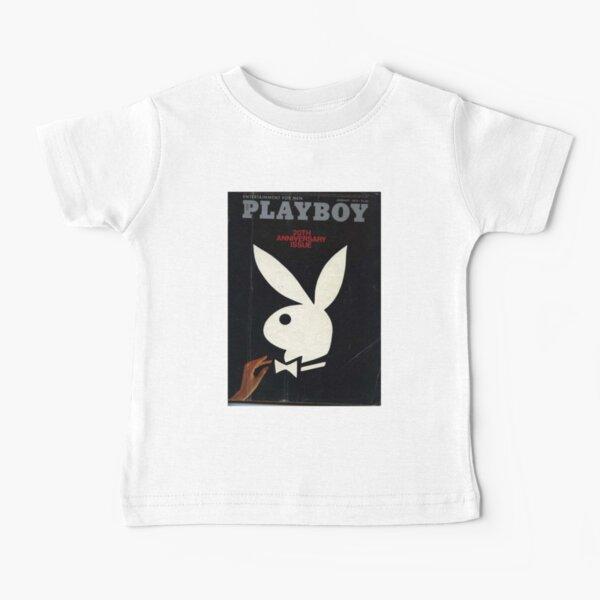 Enero de 1974 - Portada de Playboy Camiseta para bebés