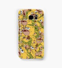 Primitive Spongebob Samsung Galaxy Case/Skin