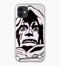Dr Doom 3 iphone case