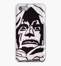 Doctor MF (DOOM) iPhone Case/Skin