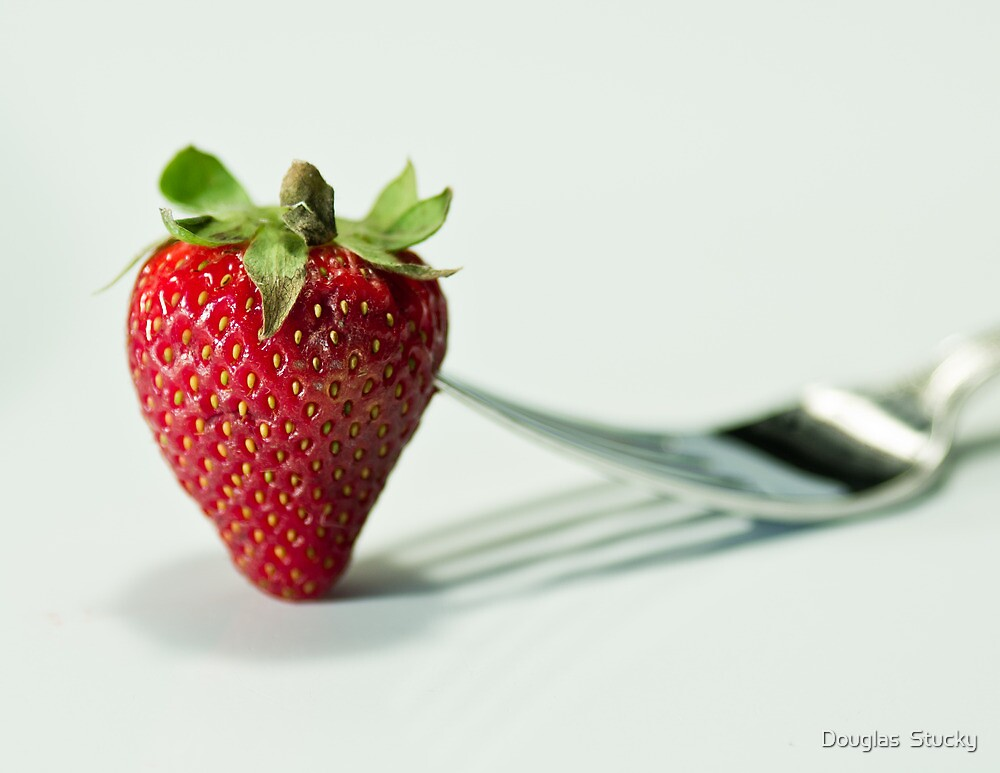Strawberry II by Douglas  Stucky