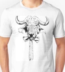 Buffalo - Fineliner Illustration Unisex T-Shirt