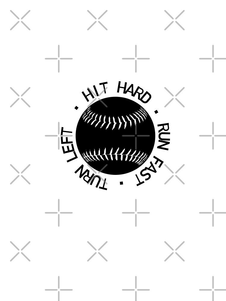 Hit Hard Run Fast Turn Left by xyanila