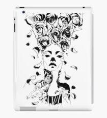 Florist - Fineliner Illustration iPad Case/Skin