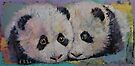 Baby Pandas by Michael Creese