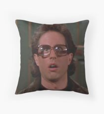 Seinfeld - The Glasses Throw Pillow