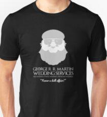 George R. R. Martin Wedding Services T-Shirt