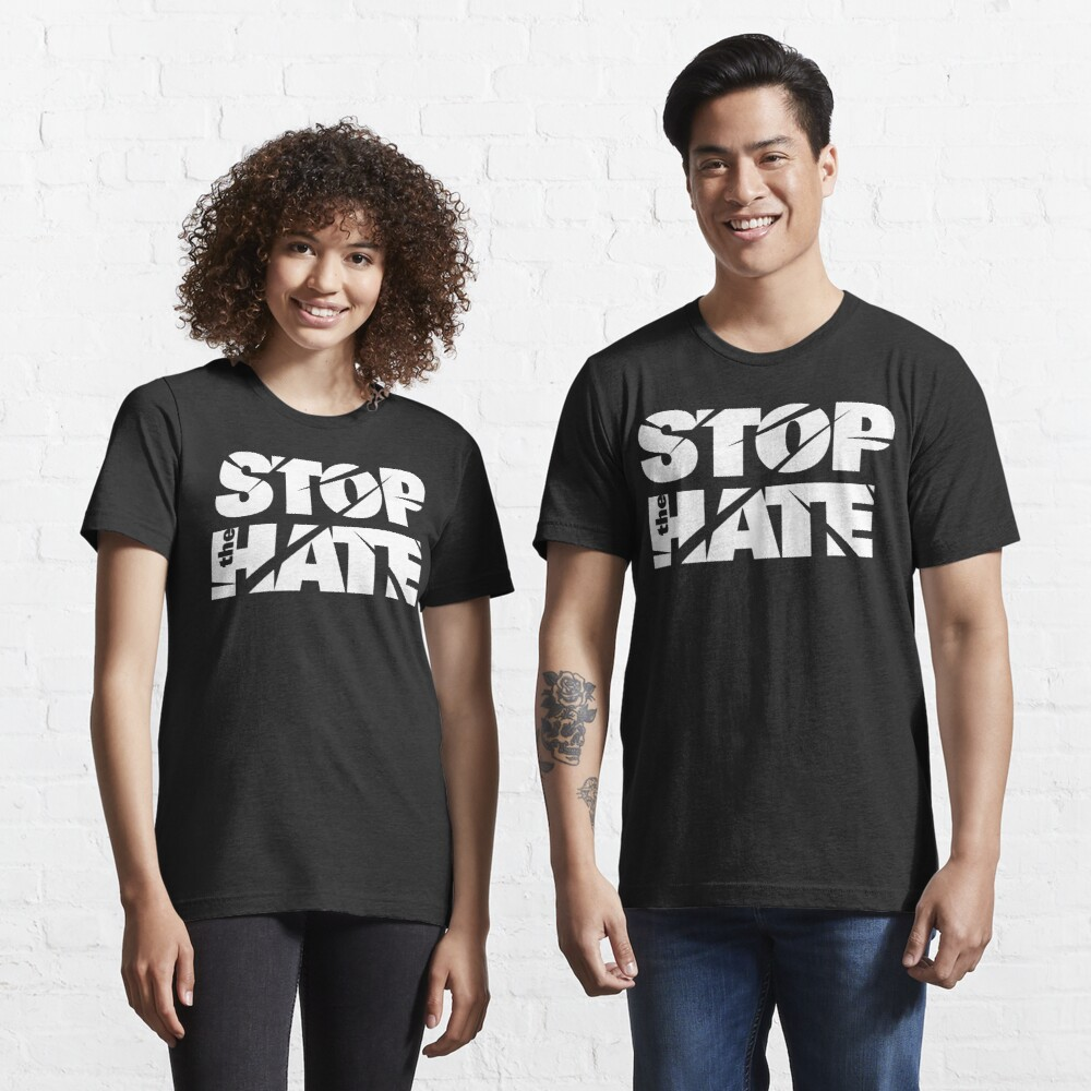 asian lives matter stop the hate hate crime Essential T-Shirt