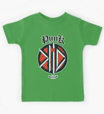 Punk KiD by lilterra Kids Tee
