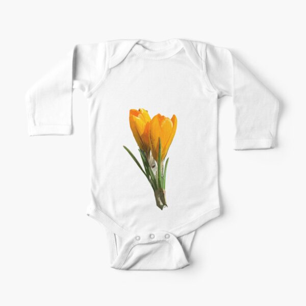 Krokus  Baby Body Langarm