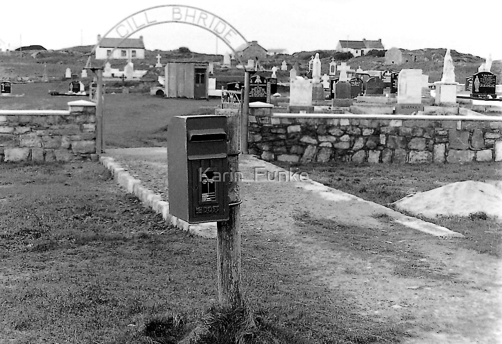 Letterbox for the Dead by Karin  Funke