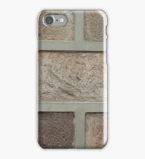 Brick Facade iPhone Case/Skin
