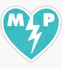 Herzschmerz MP Sticker