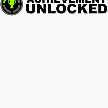 Achievement Unlocked by GeekGamer