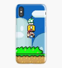 Mario Bros. 1Up Apple iPhone Case