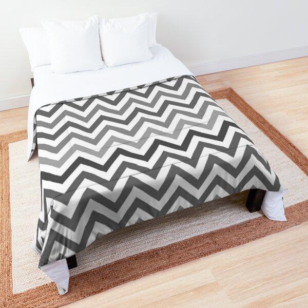 chevron pattern Comforter