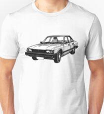 Toyota Cressida X60 series illustration T-Shirt
