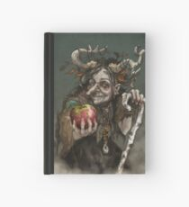 The Wicked Witch Hardcover Journal