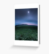 Little big planet Greeting Card