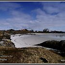 The Beach Island of Gigha by Alexander Mcrobbie-Munro