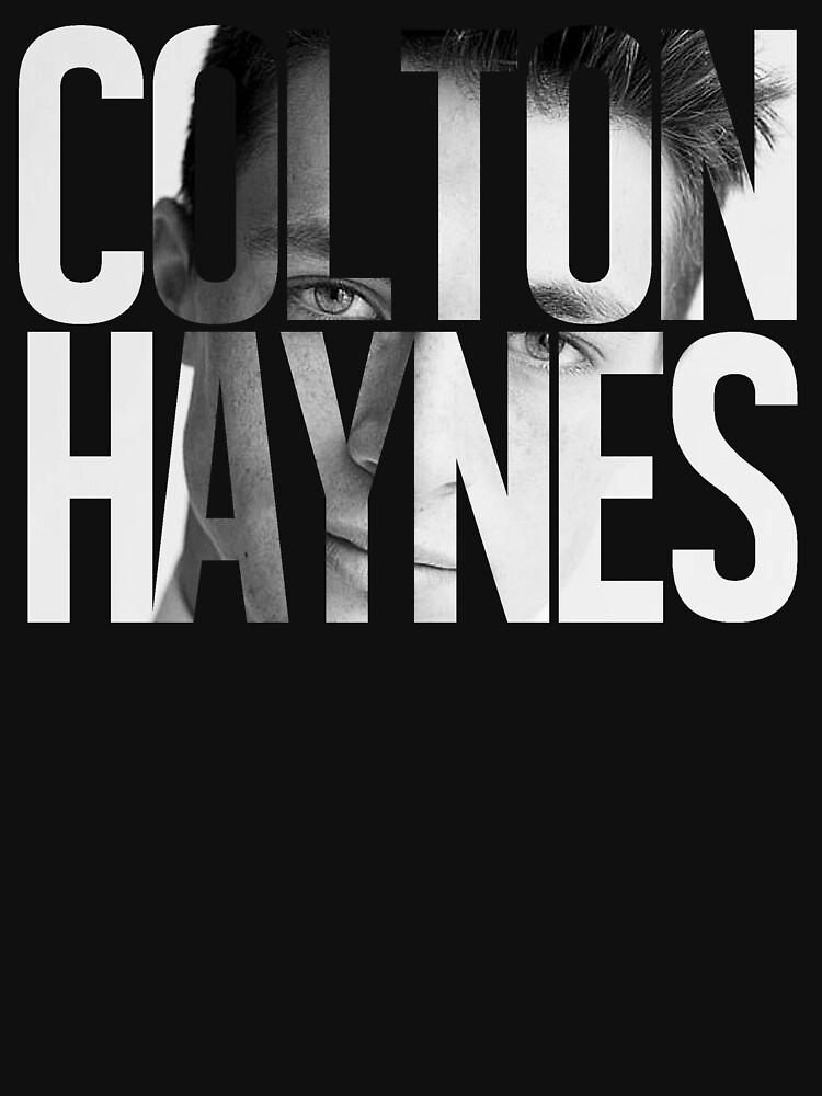 Colton Haynes | Unisex T-Shirt