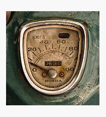 Honda #1 Photographic Print