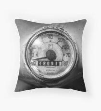 Vespa #2 Throw Pillow