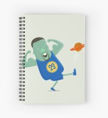 Draymond Green Kickin it Spiral Notebook