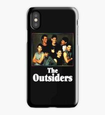 The Outsiders Movie iPhone Case