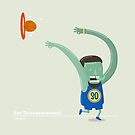 Stephen Curry Cooking by mykowu