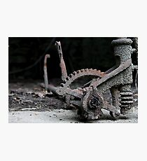 Breakneck Cog Photographic Print