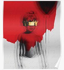 Anti Album Cover 2016 Poster