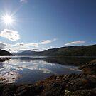 Eilean Donan, Scotland II by Natalie Broome