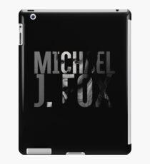 Michael J Fox iPad Case/Skin