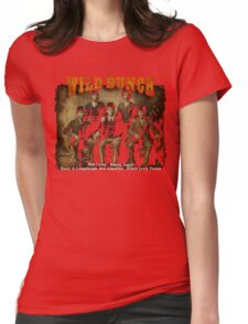 Butch Cassidy's Wild Bunch Womens Fitted T-Shirt