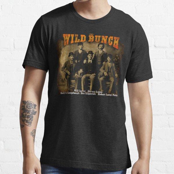 Butch Cassidy's Wild Bunch Essential T-Shirt