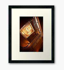 Ascent Framed Print