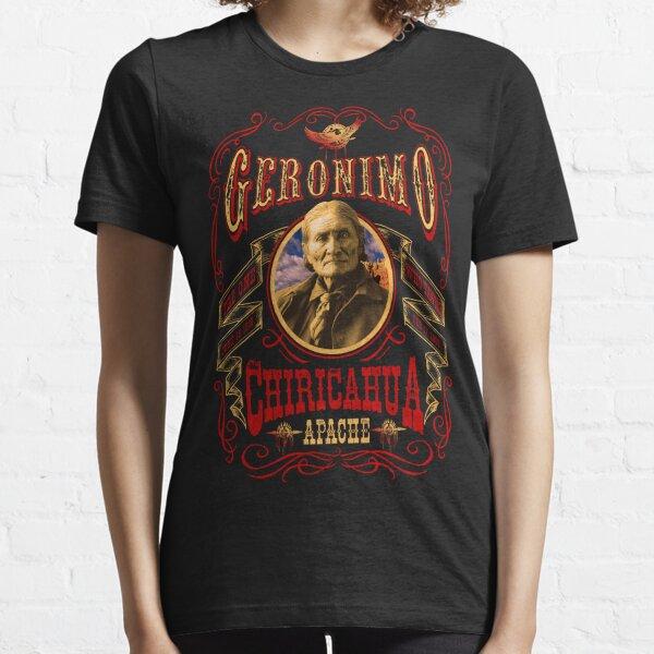 Apache Geronimo Native American T-Shirt Essential T-Shirt