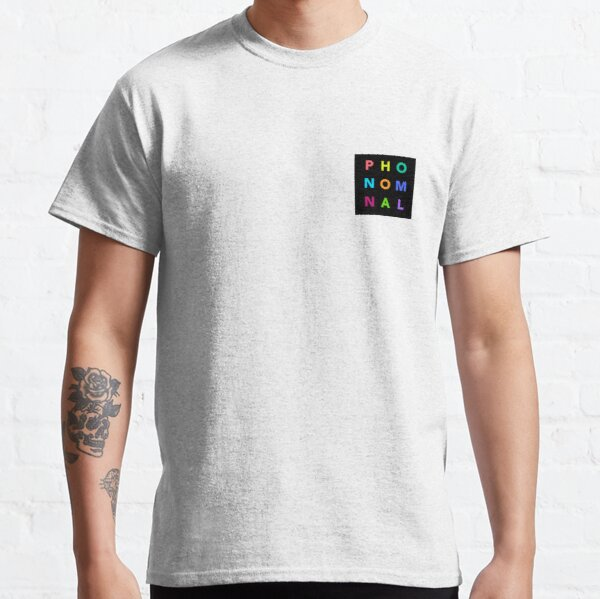 Street Neoen Phenomenal Pho  Classic T-Shirt