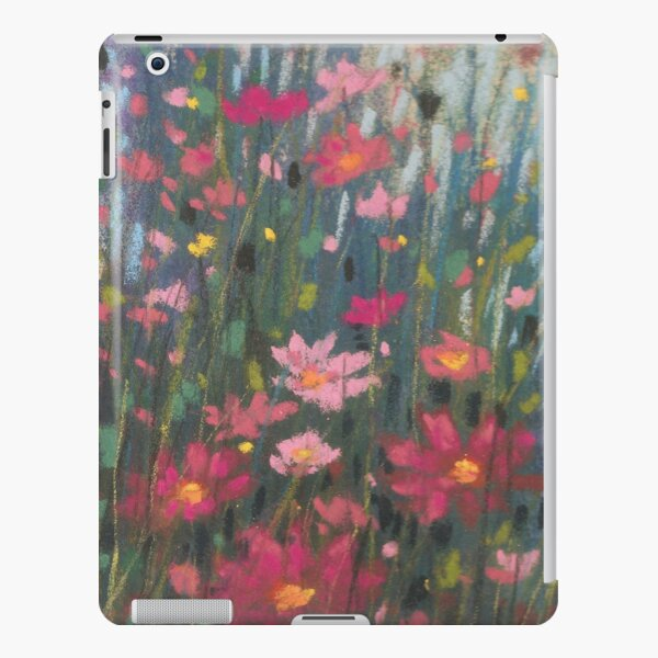 Pink Asters iPad Snap Case