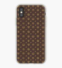 Armani-mal Crossing iPhone Case