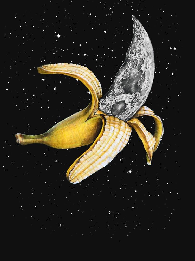 Moon Banana! | Unisex T-Shirt