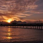Sunrise in Fort Lauderdale, As Is by Kim McClain Gregal