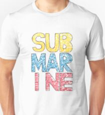 Submarine by Joe Dunthorne- Design T-Shirt