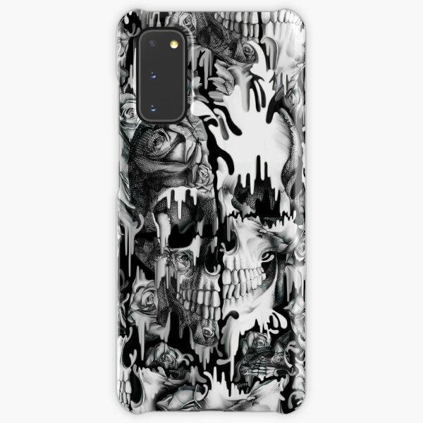 Gone in a splash, skull pattern Samsung Galaxy Snap Case