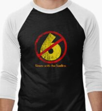 Down with the Sux0rs! Men's Baseball ¾ T-Shirt