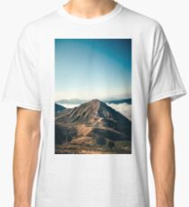 Mountains in the background XXII Classic T-Shirt