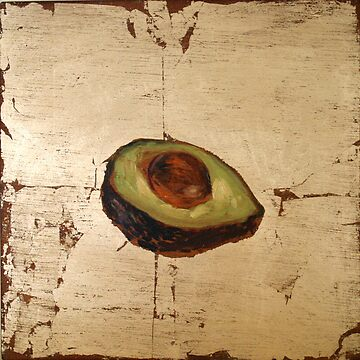 Avocado II by GarethColliton